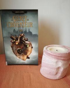 le secret de l'inventeur tome 1