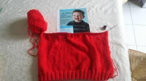tricot en cours 1511